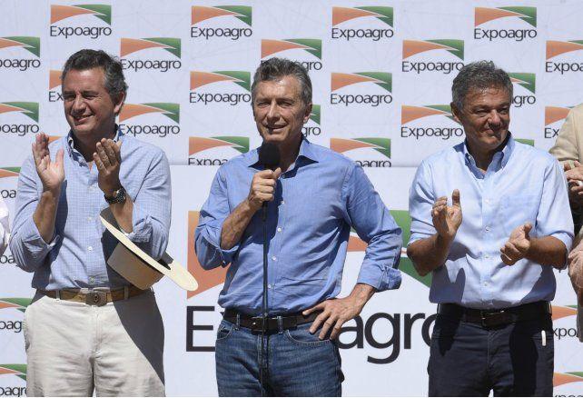 La Rural de Rosario considera insuficientes las medias que lanzó el presidente Maurcio Macri en Expoagro.