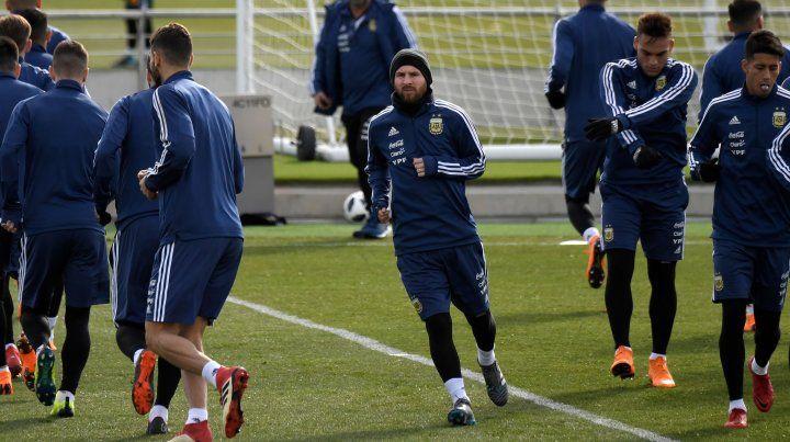Es ahora o nunca, asumió Messi sobre ganar un Mundial