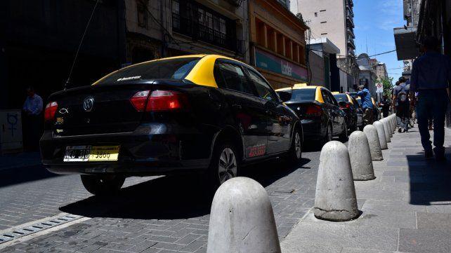Hubo pedidos de aumento muy superiores pero los taxistas temían que los usuarios dejaran de usar el servicio.