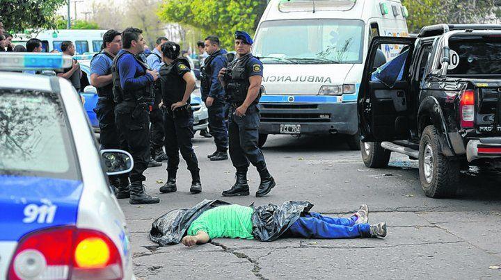 letal. La matanza de tres personas en Francia y Acevedo