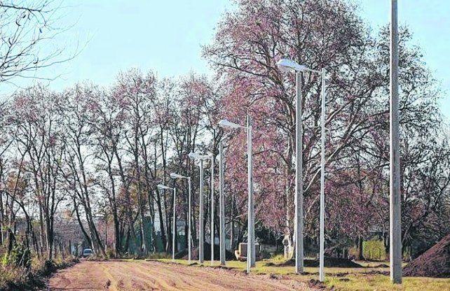 corte. La interrupción del servicio de energía durante dos horas desencadenó las sospechas sobre un ilícito.