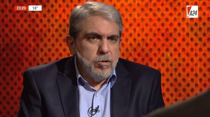 Aníbal: El Estado ladrón quiere el patrimonio de Cristóbal López