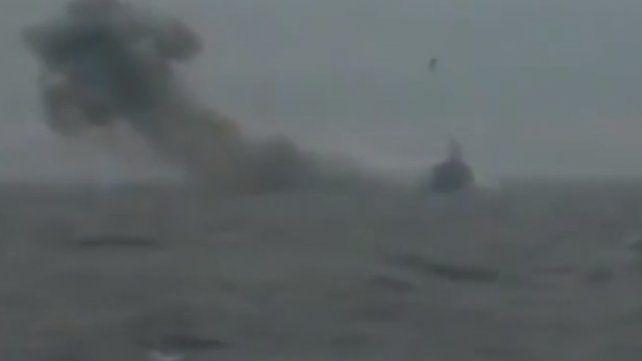 Un video inédito muestra el ejercicio militar del ARA San Juan antes de desaparecer
