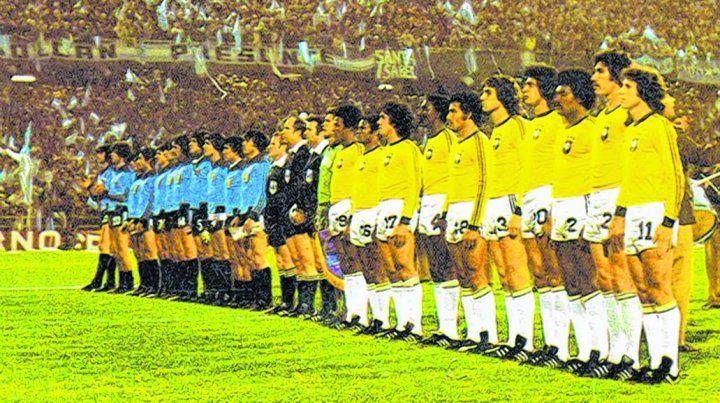 Antecedente. Rosario ya fue un escenario clave en el recorrido del seleccionado argentino en la conquista del Mundial 1978.