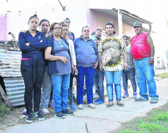 esperando. La familia de Sergio Giglio quiere saber qué pasó.