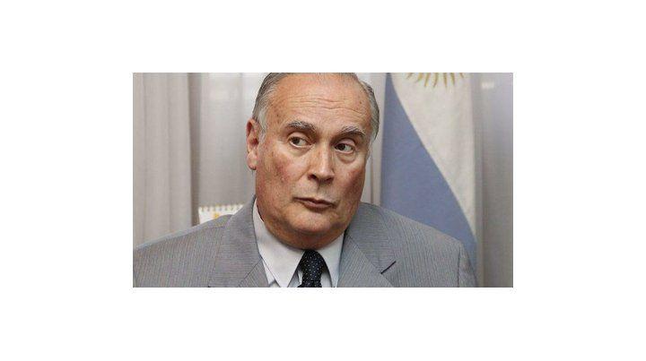 al banquillo. Caballero Vidal renunció cuando supo que era investigado.