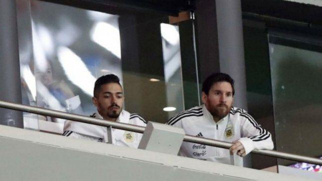 El claro mensaje de Messi que sus compañeros no entendieron