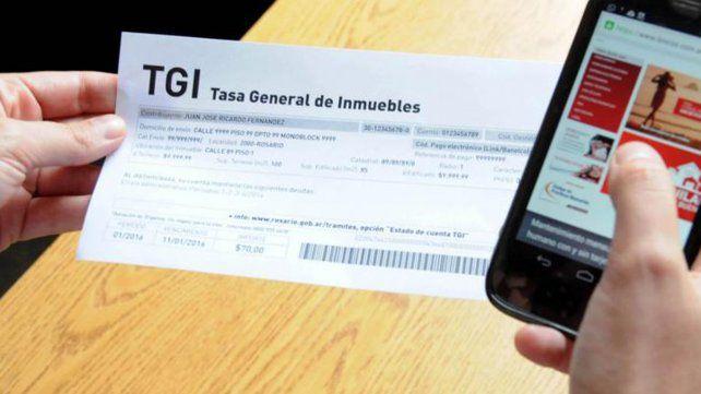 La TGI también sube en abril.