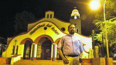 padre ignacio: convoco a descargar el peso de la vida