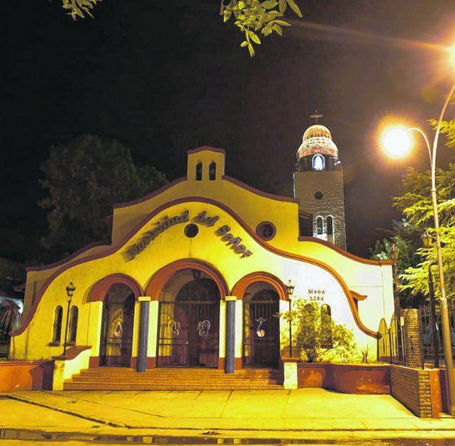 Postales de Rucci, el barrio que se prepara para recibir miles de fieles