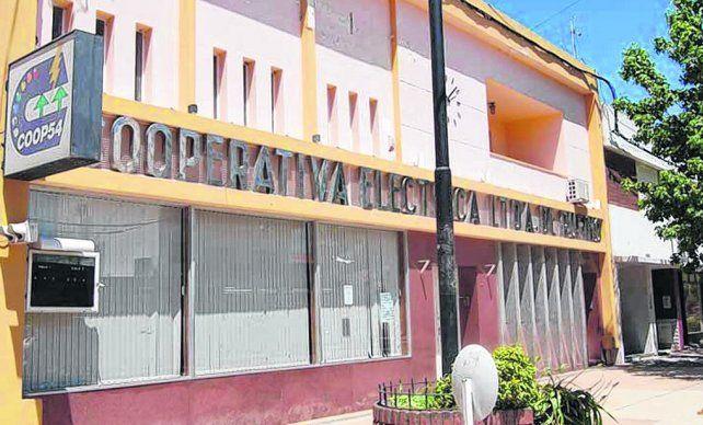 Guerra declarada. La Cooperativa Eléctrica Limitada de Rufino tiene ya una larga puja legal con el municipio.
