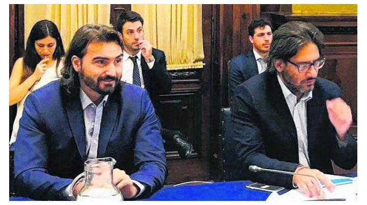 reunión. Inccico y el ministro Garavano analizaron puntos de la iniciativa.