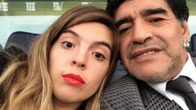 Diego Maradona, complicado para llegar a la boda de Dalma