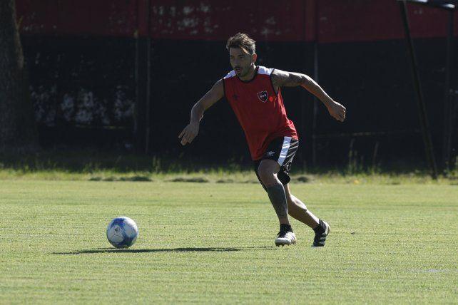 Hernán Bernardello está prácticamente descartado para jugar ante Tigre.