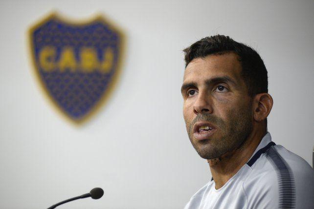 Tevez avisó que si cumple un objetivo se retira del fútbol