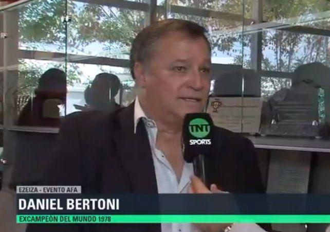 Bertoni aseguró que el abuso de menores en los clubes existió siempre
