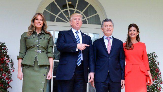 Los presidentes de Estados Unidos y Argentina se reunirán el 14 de abril en Lima.