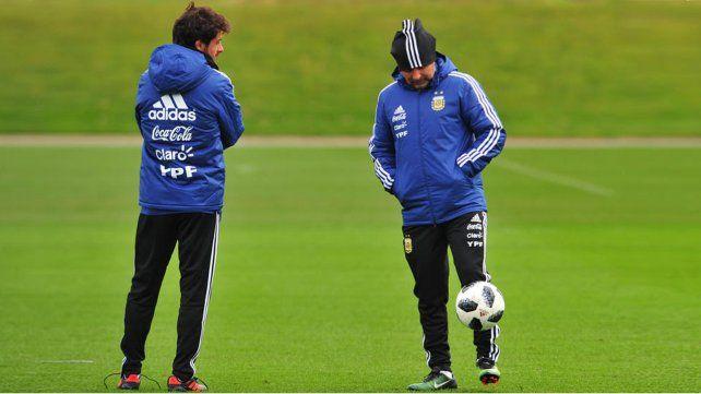 Pablo Aimar se incorporará en mayo al cuerpo técnico de la selección mayor