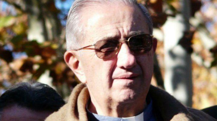 El cura párroco debía enfrentar un proceso judicial por delitos de lesa humanidad.
