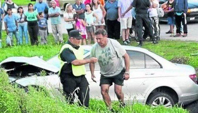 La investigación determinó que Lalo Ramos estaba alcoholizado cuando sucedió el siniestro vial.