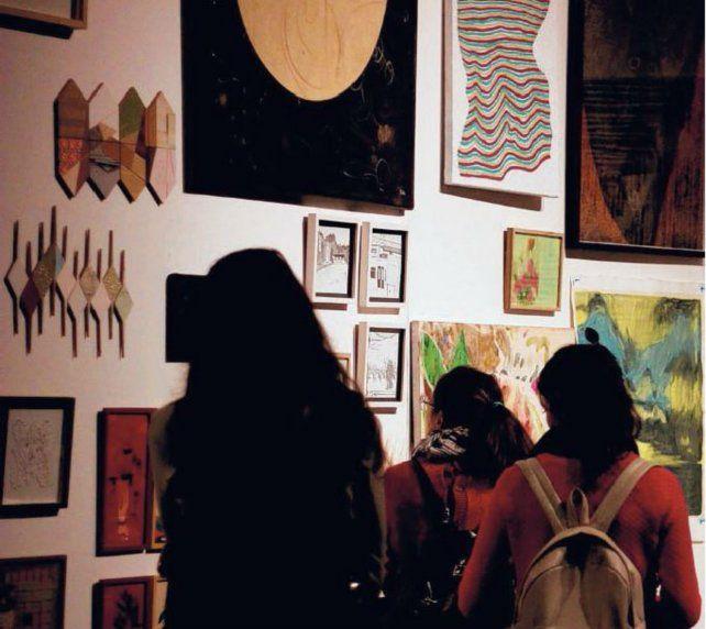 Rosario busca su lugaren el mercado del arte