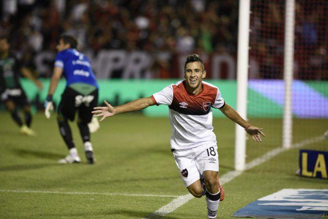 El hincha rojinegro espera que Joaquín Torres ande derecho y vuelva a hacerse presente en el marcador.