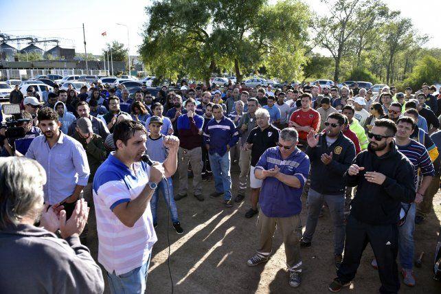 Trabajadores de Cargill compartirán esta tarde una mateada