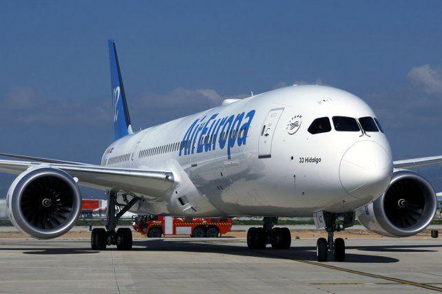 Nuevo avión y más frecuencias de la aerolínea Air Europa