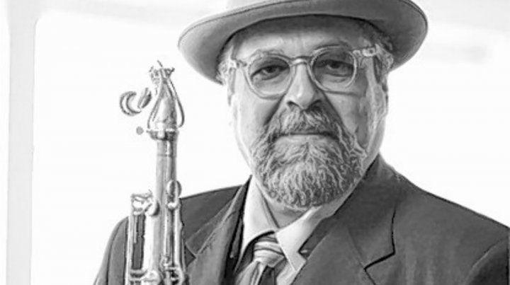 El saxofonista Joe Lovano estuvo en barrio Triángulo