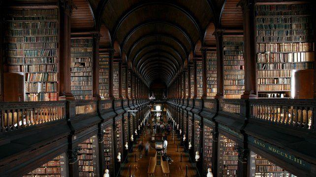 Libros, libros, libros, libros, libros, libros: ¡libros!
