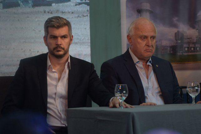 Representantes del gobierno nacional y provincial discuten la fórmula de pago de la deuda de $ 50 mil millones.