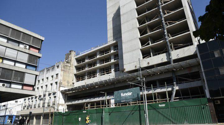 Uno de los proyectos más ambiciosos que se están levantando sobre San Juan al 1000