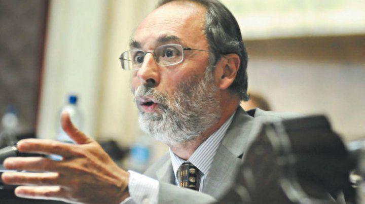 Diputado PRO. Tonelli es integrante del Consejo de la Magistratura.