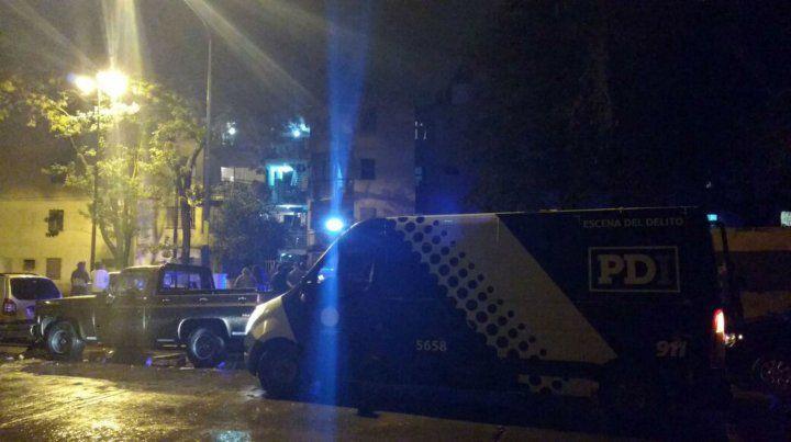 El crimen ocurrió en Rodríguez y Amenábar.