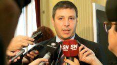 El secretario de Gobierno Gustavo Leone adelantó la posición de los municipios ante Festram.