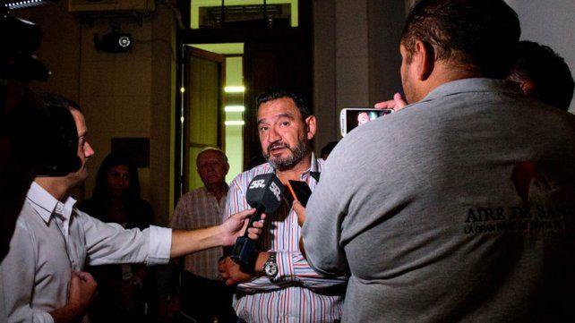 Leone dijo que difícilmente habrá una propuesta que supere el 18 por ciento planteado por la provincia