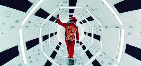 2001. La película de Stanley Kubrick se convirtió en una obra de culto.