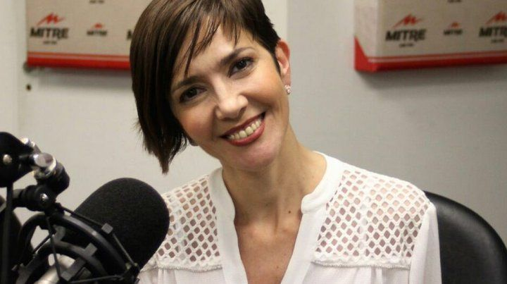 En pareja. La periodista Cristina Pérez presentó en las redes a su nuevo novio.
