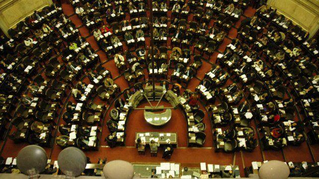 El proyecto de Marcucci ingresó a la Cámara de Diputados.