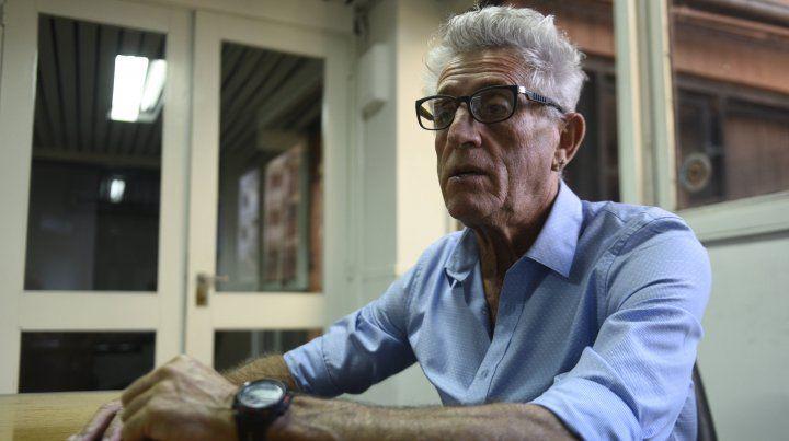 Giraudo opina que debe irse y Moresco que no