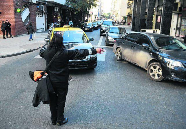 nO pasarás. Las restricciones al tránsito encienden la polémica.