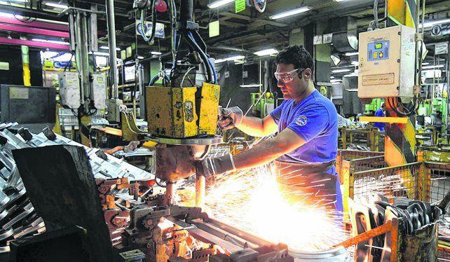 siderurgia. La industria del acero provincial fue una de las que se recuperó durante el año pasado.