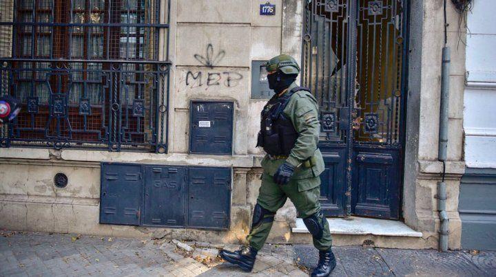 La Justicia Federal ordenó una veintena de allanamientos en Rosario.