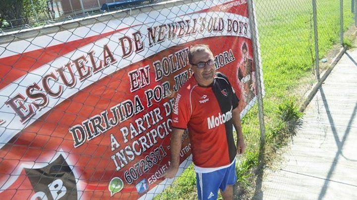 El Negro Zamora logró salir adelante tras sufrir dos infartos cerebrales.
