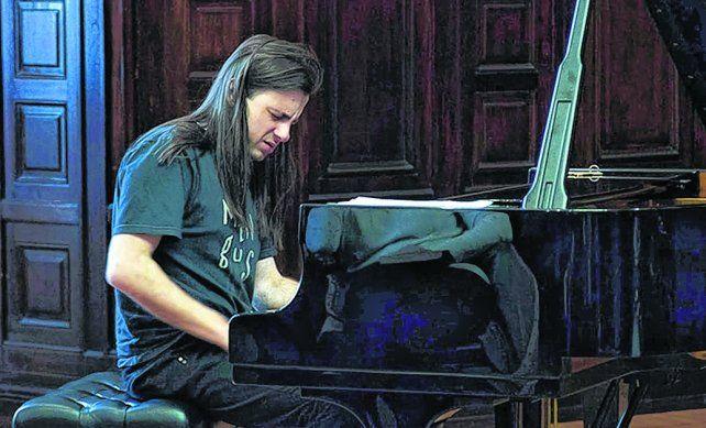 El pianista Francisco Lo Vuolo abrirá el encuentro esta noche con un repertorio de grandes maestros.