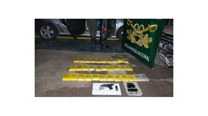 formosa. El auto interceptado en diciembre de 2015 en Clorinda era manejado por un policía santafesino.