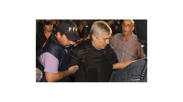 tras las rejas. Báez cumple hoy dos años en condición de detenido.