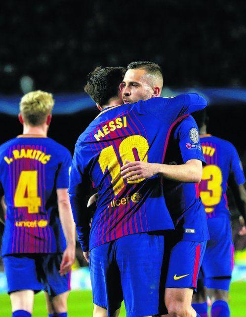 Barcelona sacó ventaja
