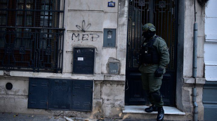 Un policía, dos gendarmes y cinco civiles presos por integrar una banda narco