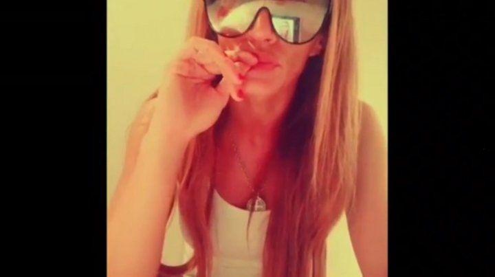 Natacha Jaitt publicó un video en el que cuenta todo
